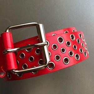 Y2K Red belt